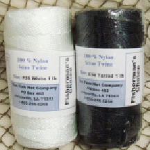 Fishermans Choice Nylon Seine Twine
