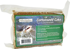 Cottonseed Cake