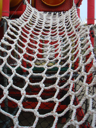 Custom Rope Net