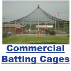 Commercial Batting Cages