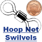 Hoop Net Swivels