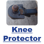 Trailer Hitch Knee Protector