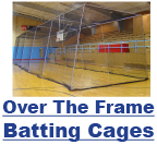 Over The Frame Batting Cages