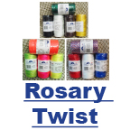 Colored Rosary Twine