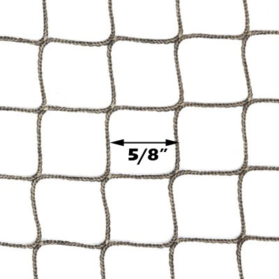 netting picture, square mesh
