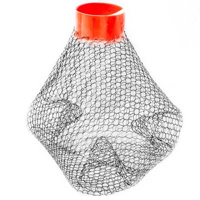 "CFT-P Pyramid Crawfish Trap with 4"" top"