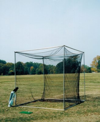 Golf Tunnel Net ...