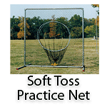 Soft Toss Practice Net